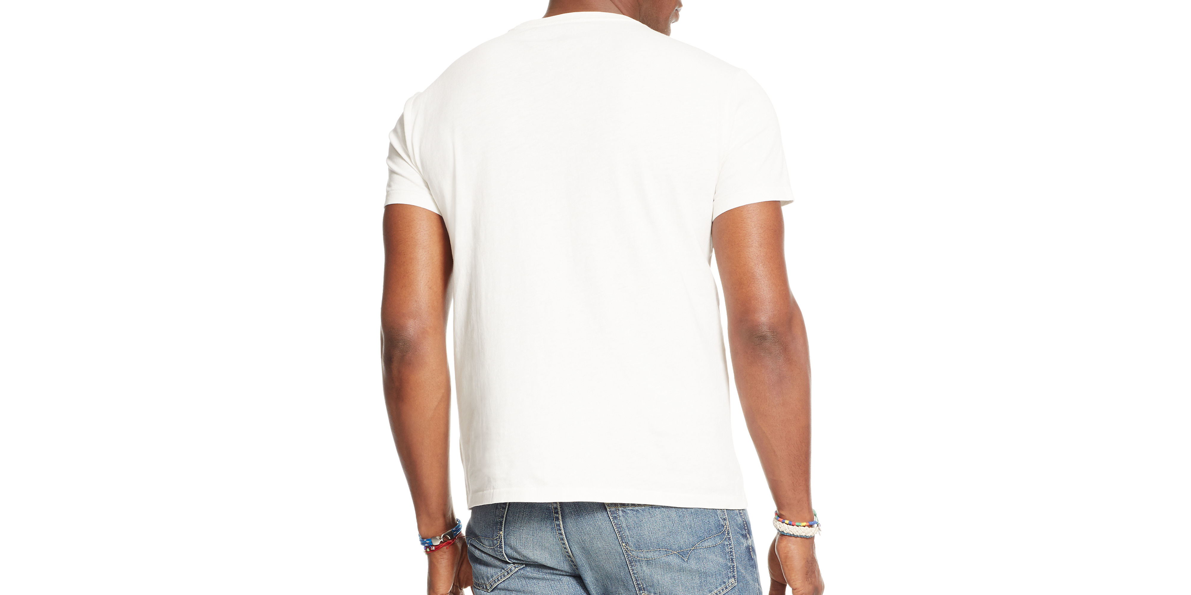 Lyst polo ralph lauren big and tall graphic jersey t for Ralph lauren polo jersey shirt