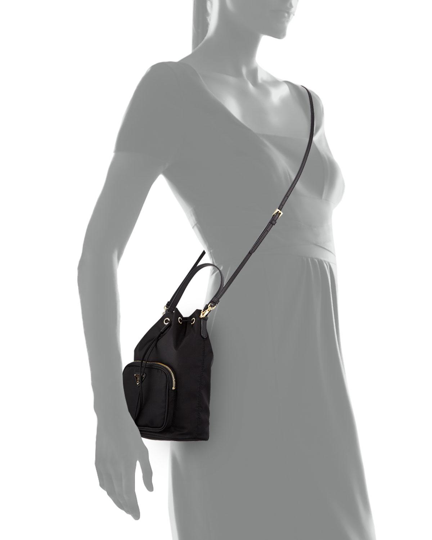 06085097f162 Prada Tessuto Mini Bucket Bag