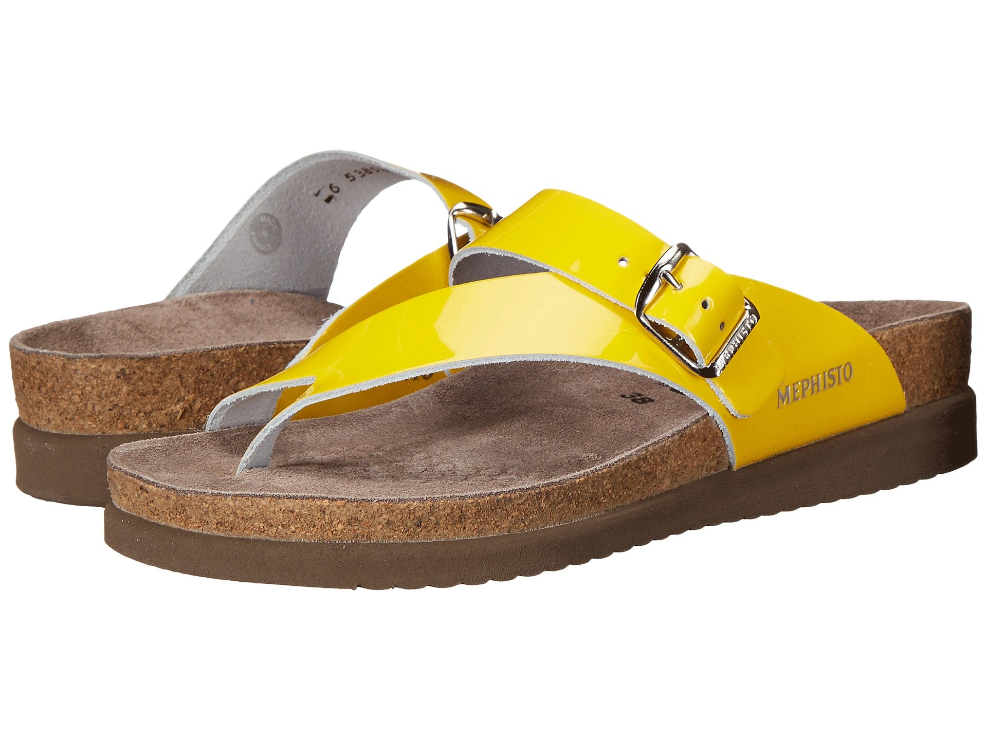 bf3beef4e7 Mephisto Helen in Yellow - Lyst