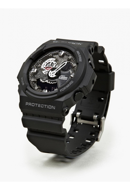 G-shock Black Ga-300-1aer Watch in Black for Men