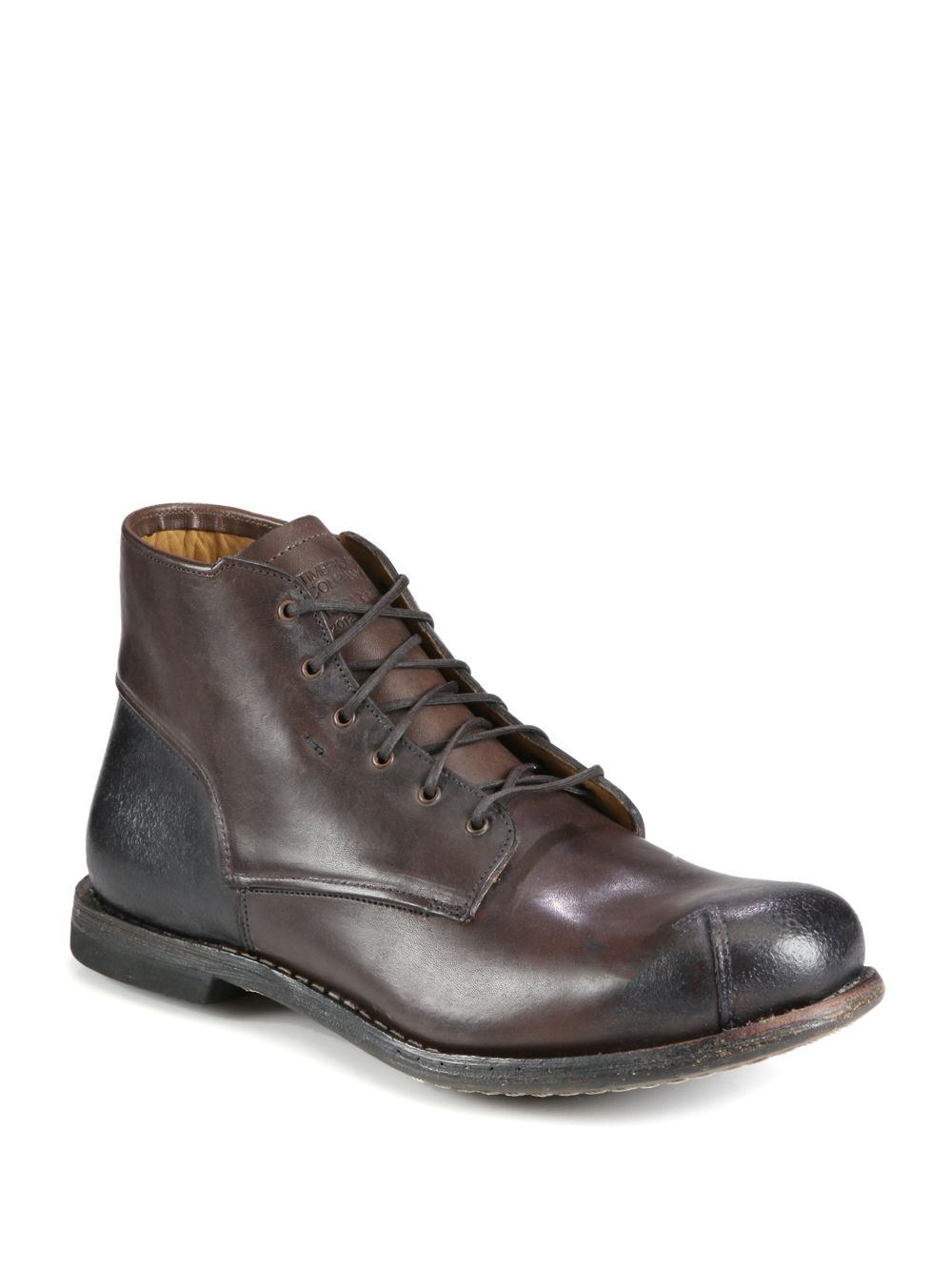 timberland leather carries chukka boot in brown for lyst