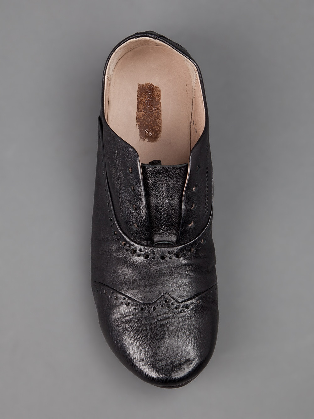 MARSèLL Laceless brogues Cheap Cheap Online Cheap Sale Shop For Free Shipping Really Purchase In China Online n05jyHn