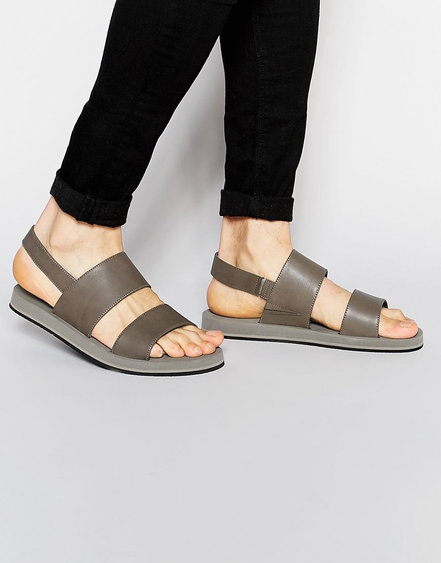 Lyst Aldo Riotorto Sandals In Gray For Men