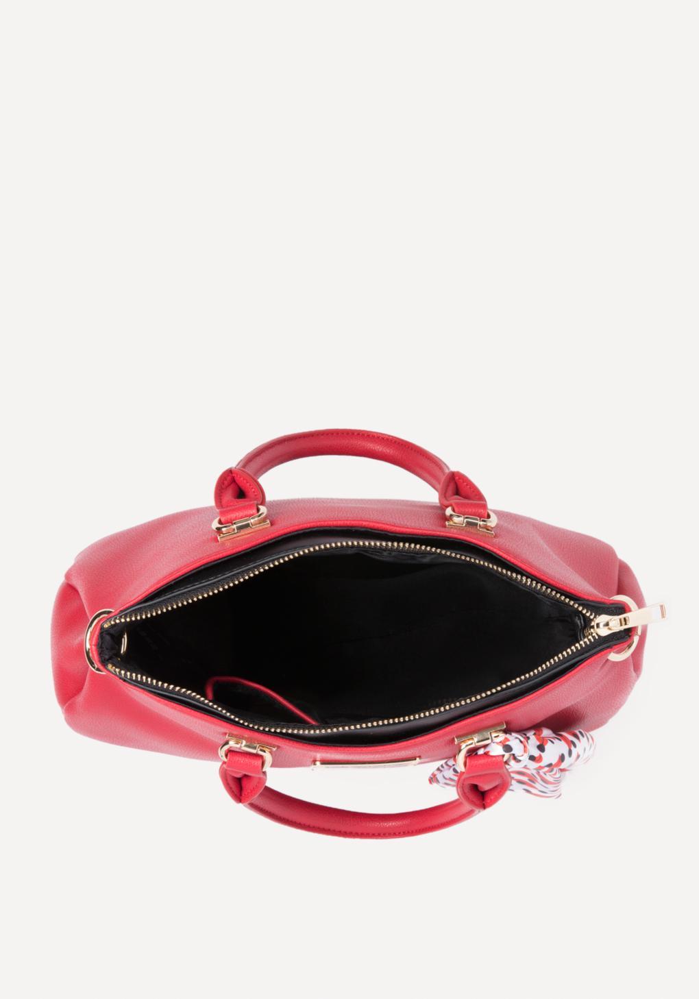 Bebe Serena Crossbody Bag in Red