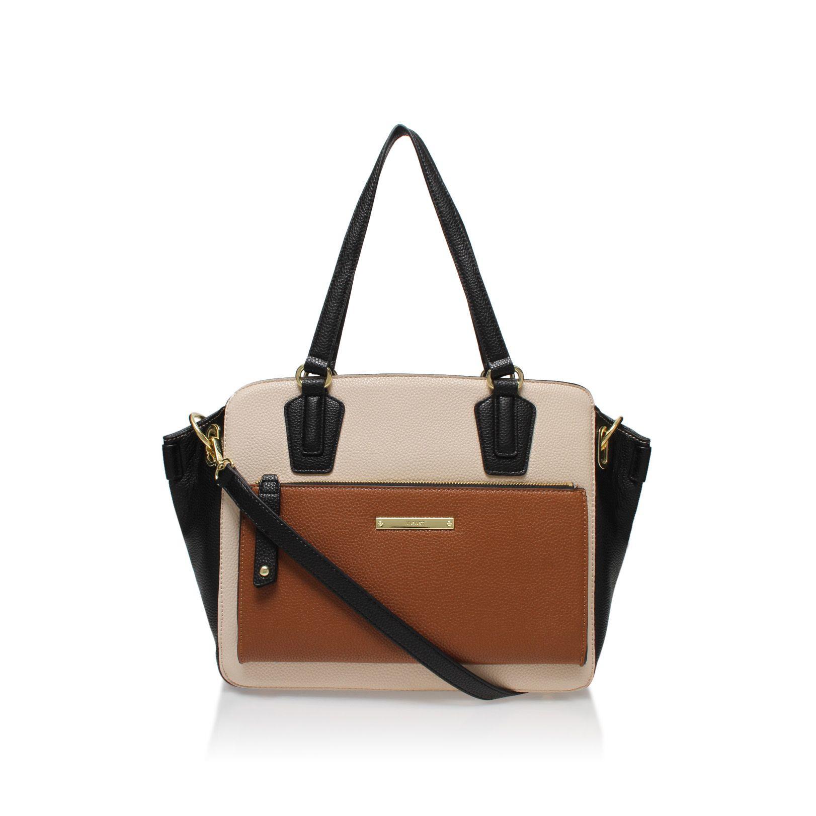 Zip N Go Tote Handbag