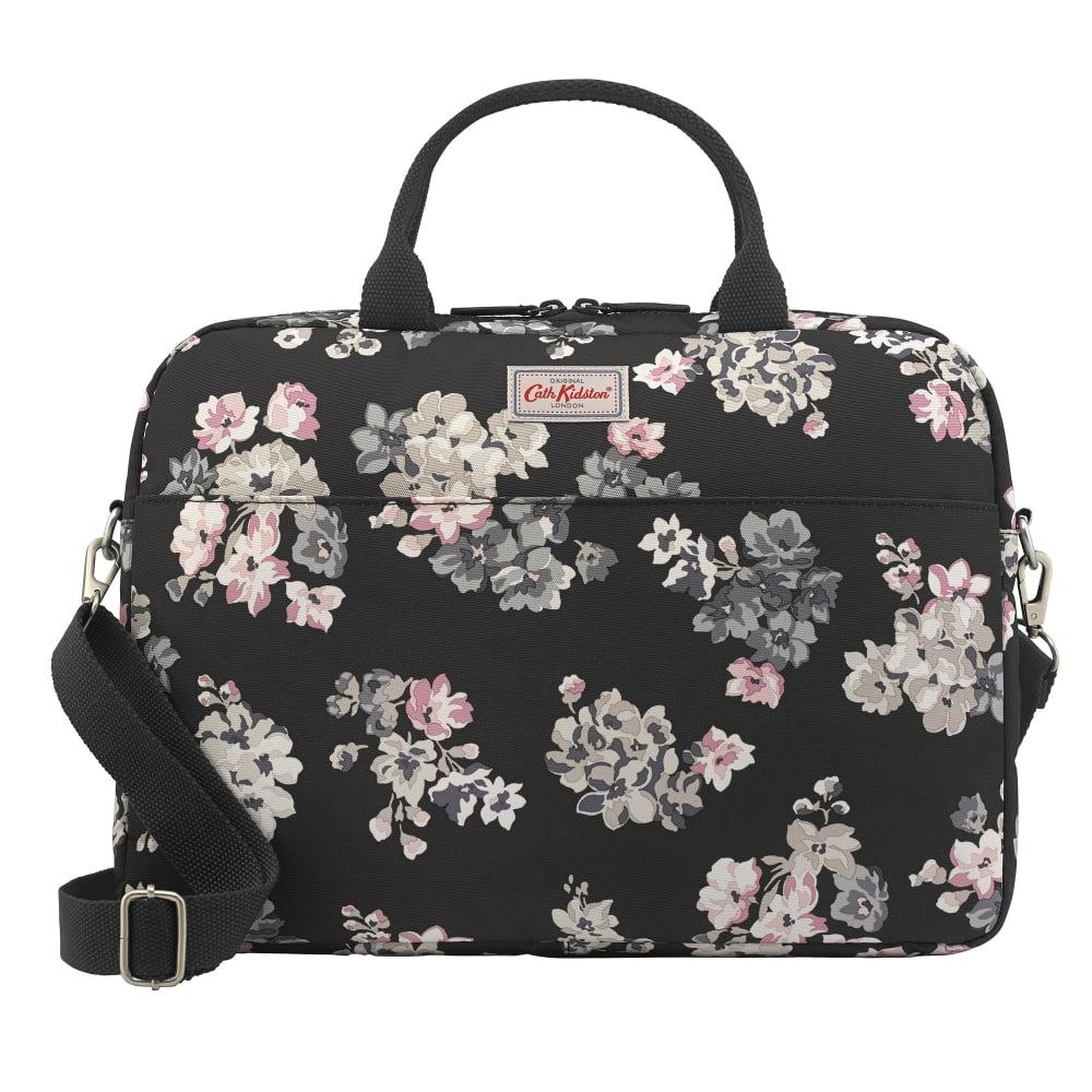 lyst cath kidston laptop bag in black. Black Bedroom Furniture Sets. Home Design Ideas