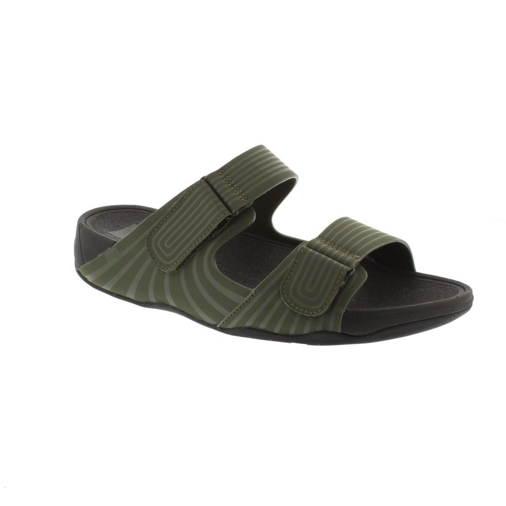 0407d302a58c Fitflop Gogh Slide Womens Leather Sandals