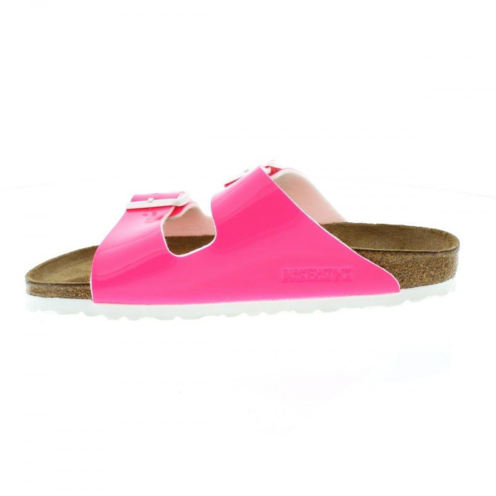 abd51d3498e3 Birkenstock - Pink Arizona Narrow Fit - Lyst. View Fullscreen