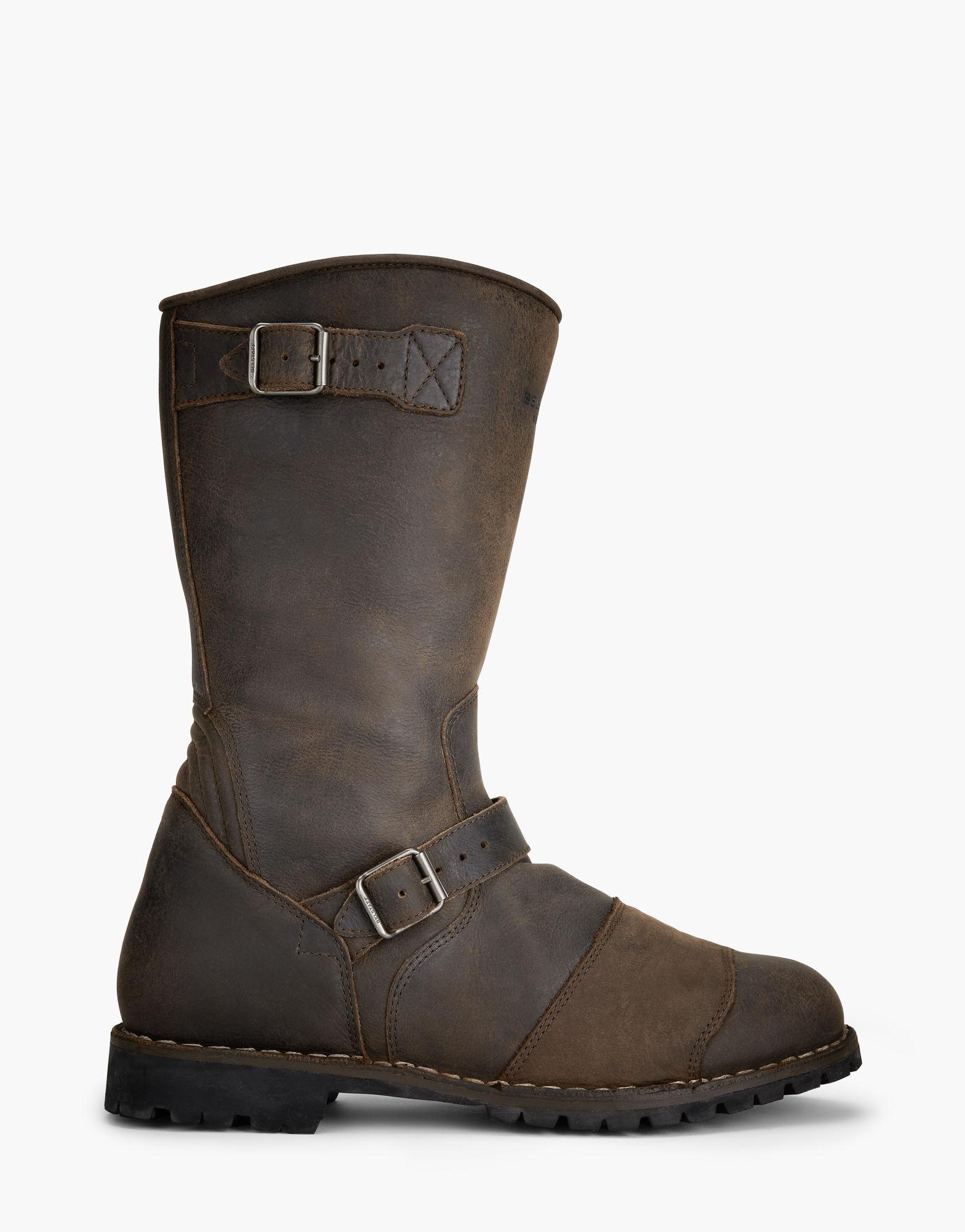 Belstaff Endurance Boot in Black for Men