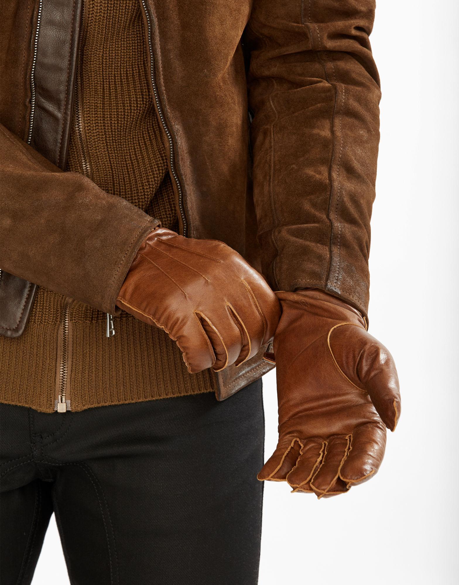 37d8155e45fac Belstaff Heyford Gloves for Men - Lyst