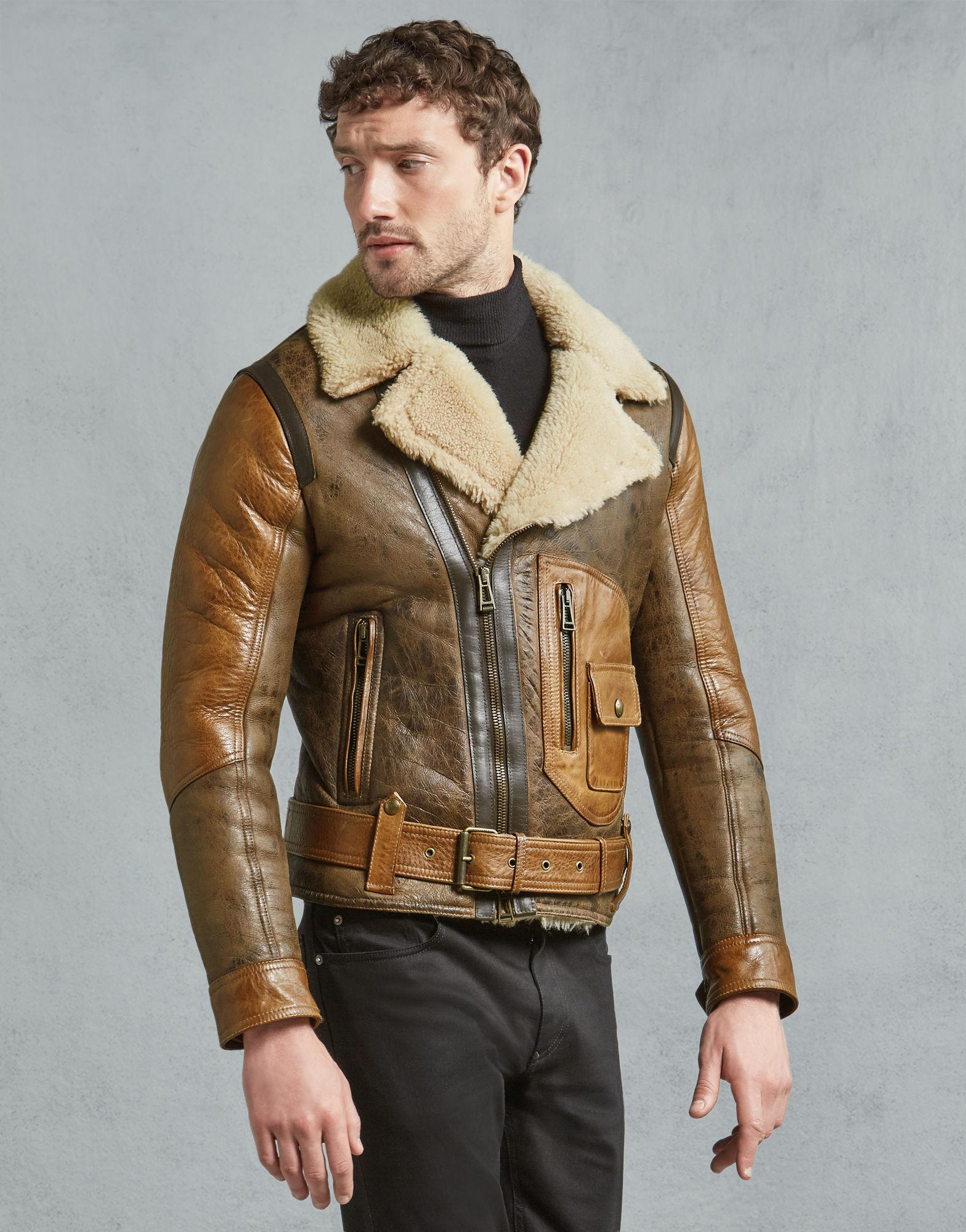 more photos latest discount buying new Danescroft Shearling Aviator Jacket