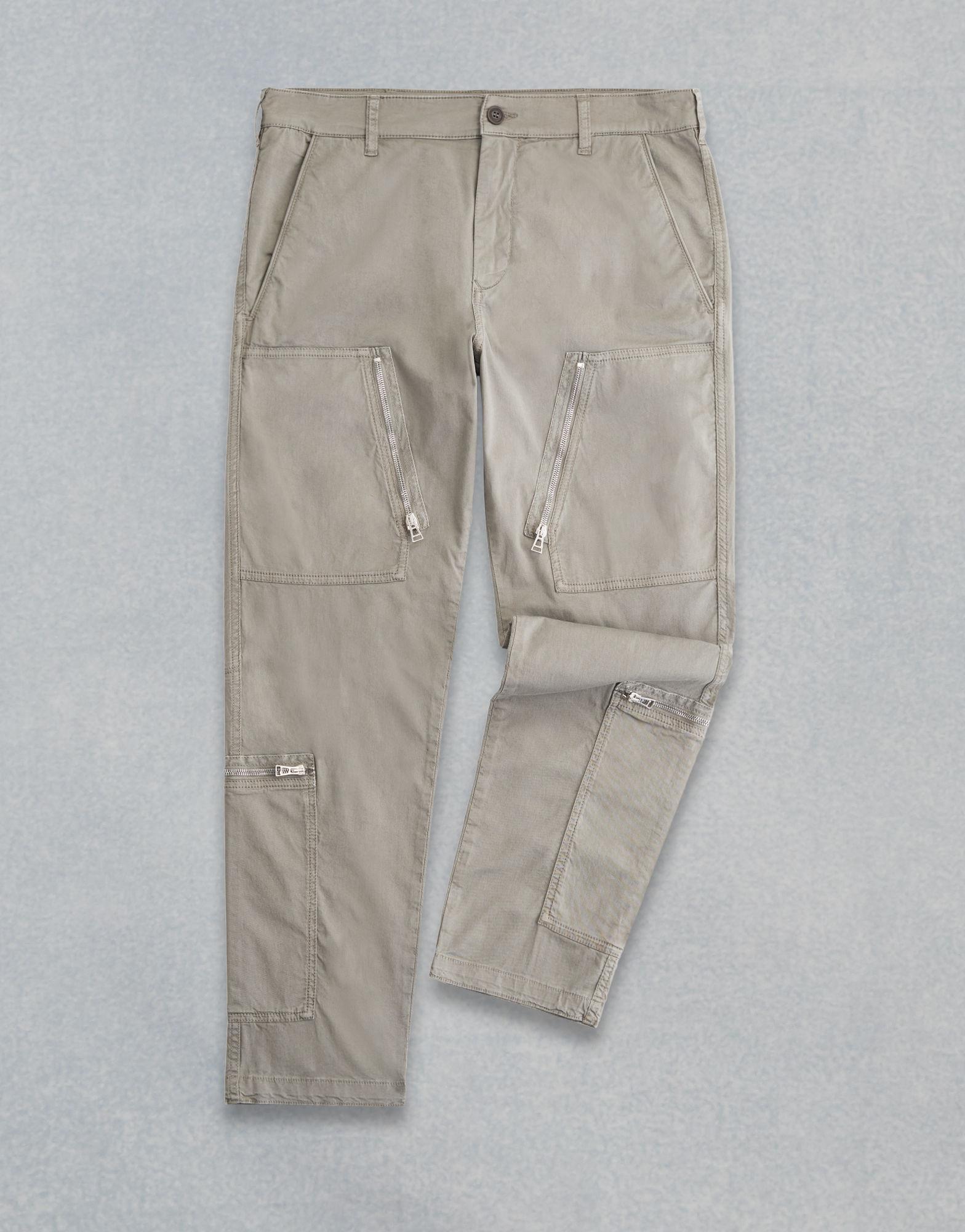 b65136764b8c Belstaff - Multicolor Horndon Trousers for Men - Lyst
