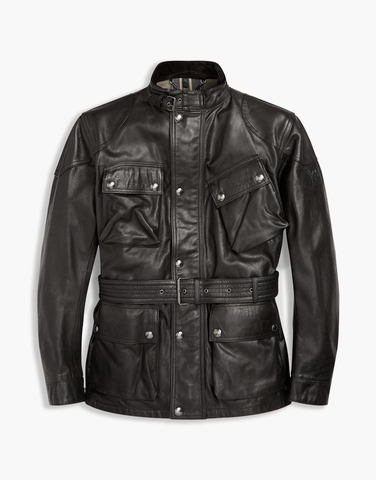 belstaff the panther jacket in black for men lyst. Black Bedroom Furniture Sets. Home Design Ideas