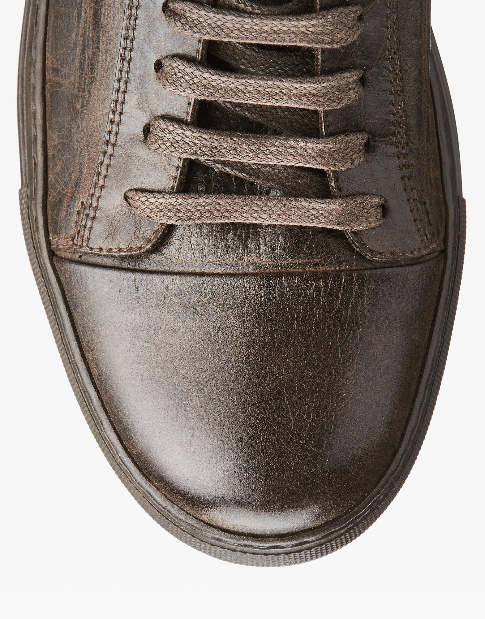6f7154371c0 Belstaff Wanstead Low Sneakers in Brown for Men - Lyst