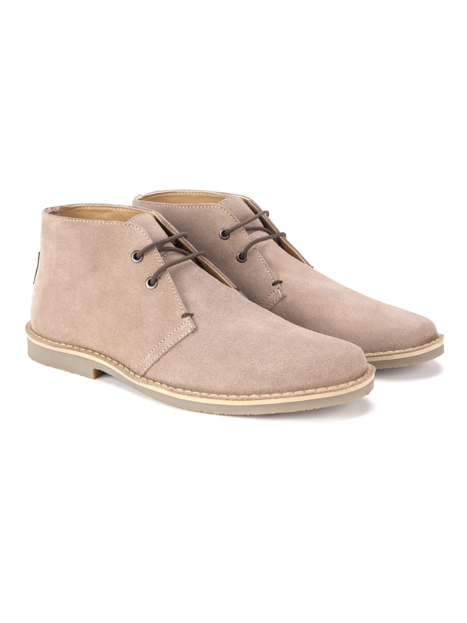 39a6a5bcc8c Ben Sherman Mocam Desert Boot in Natural for Men - Lyst