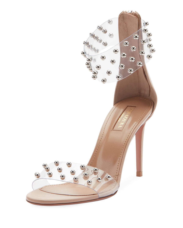 AquazzuraIllusion high heeld sandals Forfait De Compte À Rebours De Vente Pas Cher La Vente En Ligne Véritable Vente En Ligne Magasin De Jeu De Vente Pas Cher Pas Cher 100% Garanti cVzZODFi4C