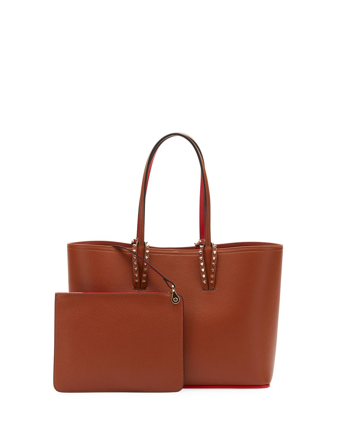 Lyst - Christian Louboutin Cabata in Brown e226b8cab98d4