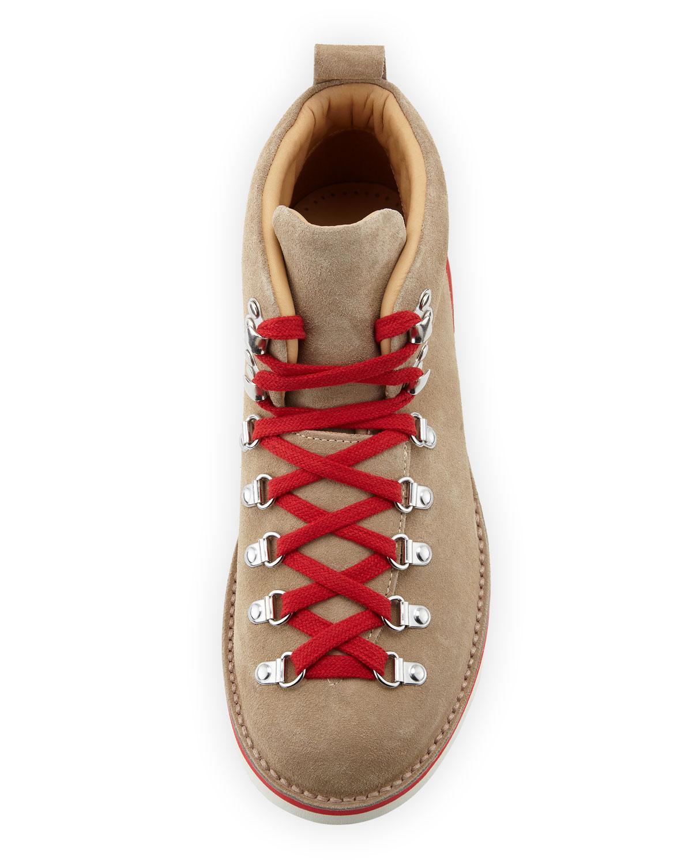 3c8308c1fae Men's Red Spoiler Lace-up Boot