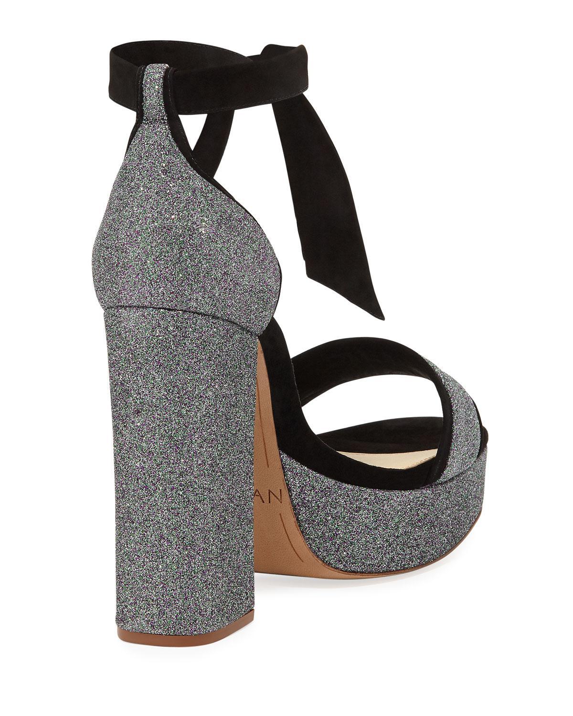 Discount Codes Really Cheap Céline Glitter Sandal Clearance Footlocker Finishline XGdguPCBO