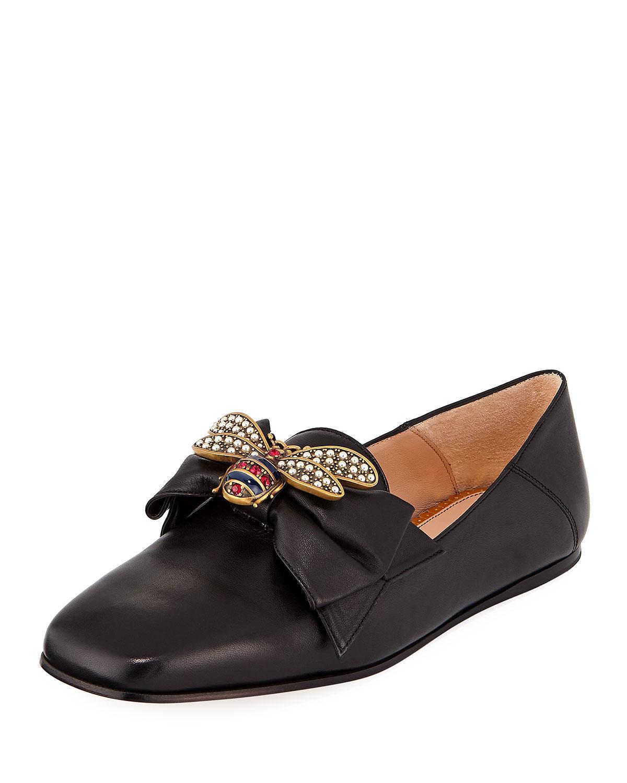 Amazon Queen Bleu queen margaret leather loafer