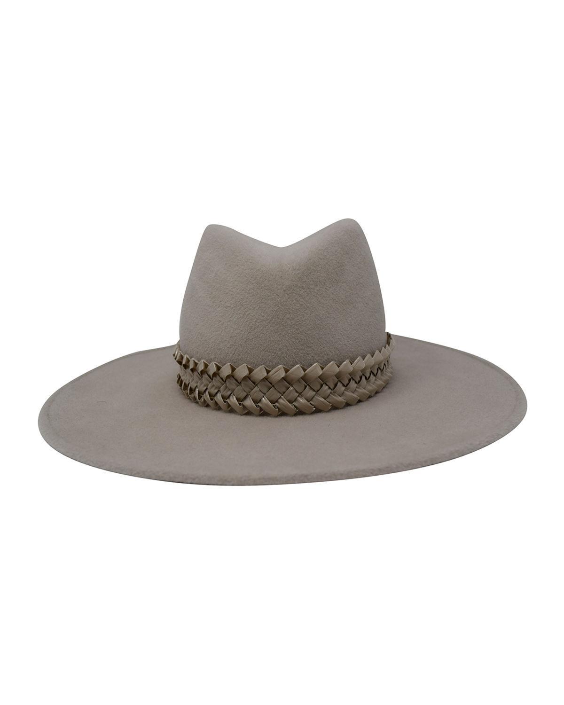 f37691d740371 Gigi Burris Millinery Jeanne Felt Panama Hat W  Racello Braid Band ...