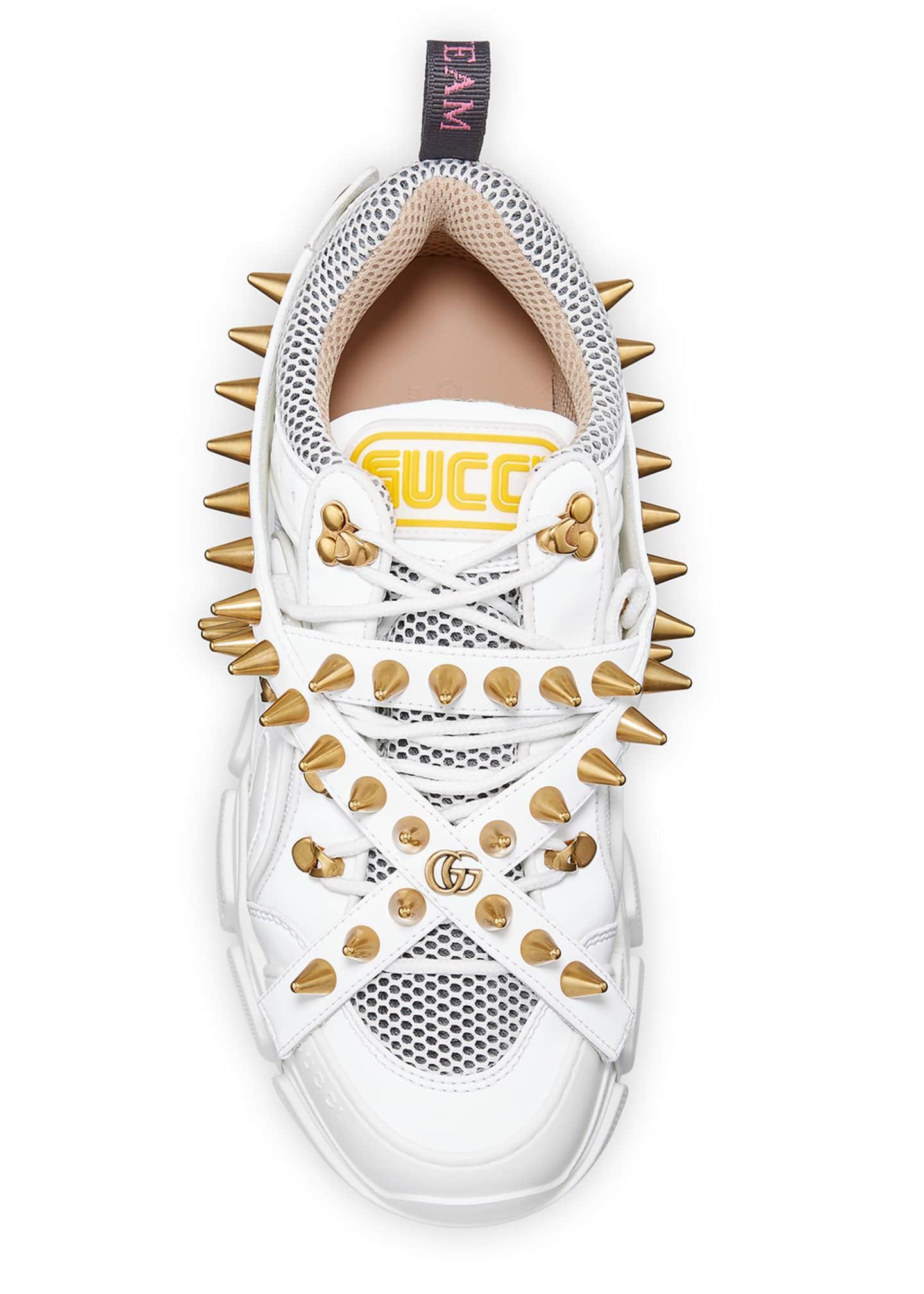 Gucci Flashtrek Removable Spikes