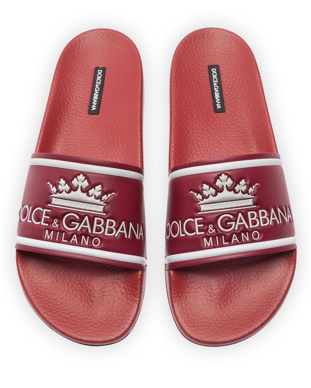Dolce \u0026 Gabbana Leather Men's Crown