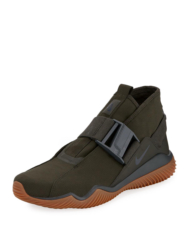 Lyst - Nike Komyuter High-top Sneaker in Brown for Men