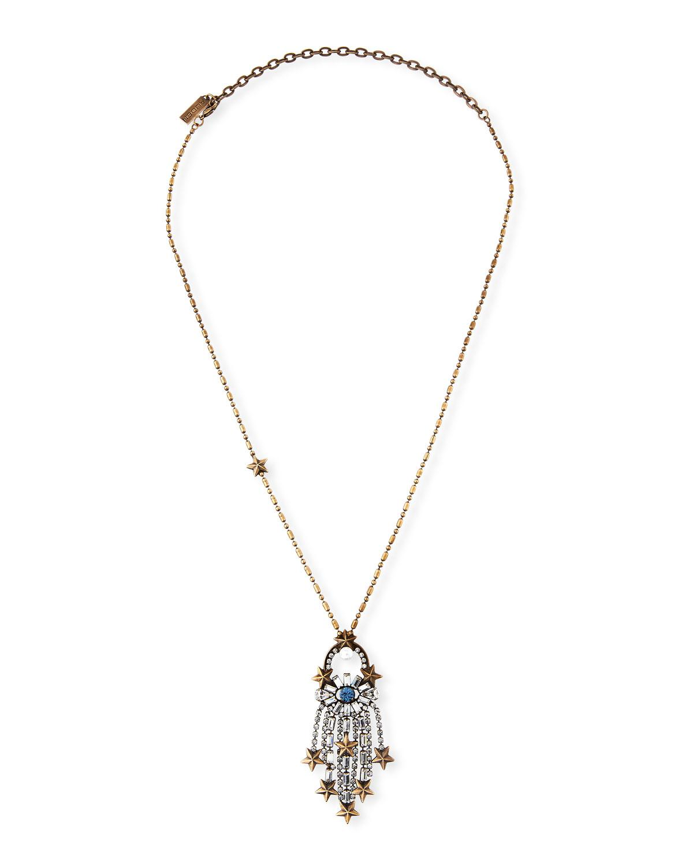 Auden Arya Crystal Lariat Necklace WaASh2TiVI