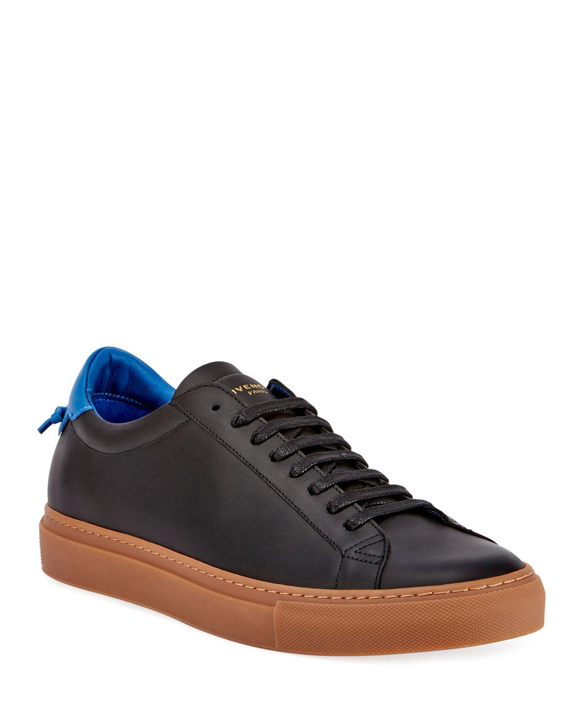 Outlet With Paypal Clearance Mens Mens Urban Knots Suede & Leather Sneakers Givenchy Free Shipping 2018 QP9Yx