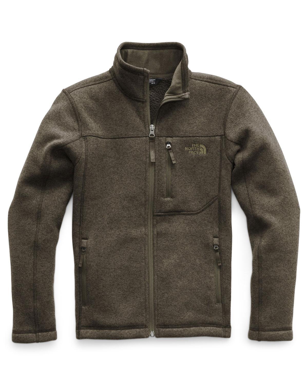 Lyst - The North Face Gordon Lyons Full-zip Fleece Jacket in Green ... aa4c2fcb4
