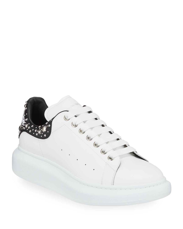 Larry Studded Platform Sneakers