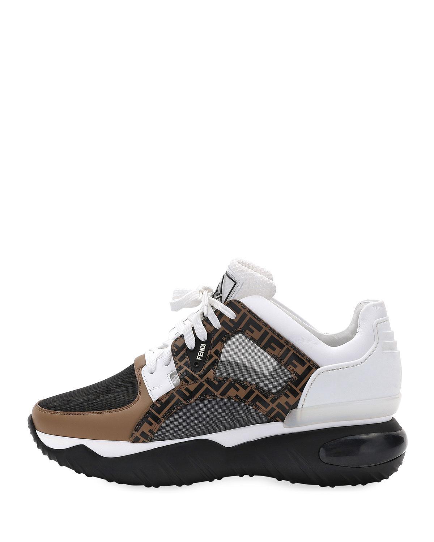 dd38ae98 Black Men's Fancy Chunky Runner Sneakers