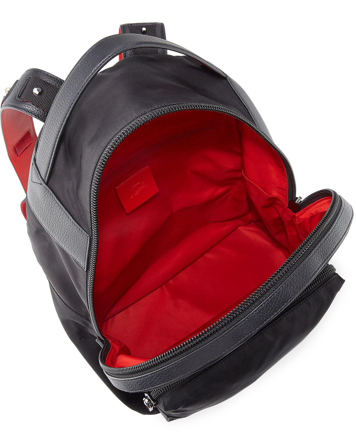 c978edb9be5 Christian Louboutin Backloubi Empire Men's Backpack in Red for Men ...