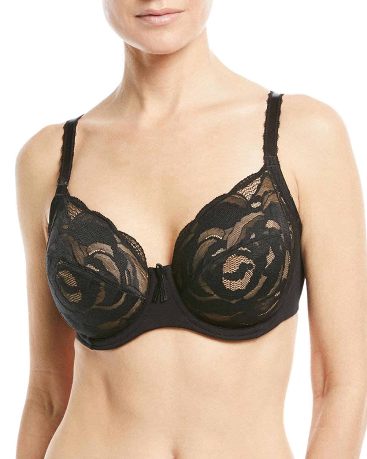 899c4aab99 Wacoal. Women s Black Top Tier Lace Underwire Bra.  60  18 From Bergdorf  Goodman
