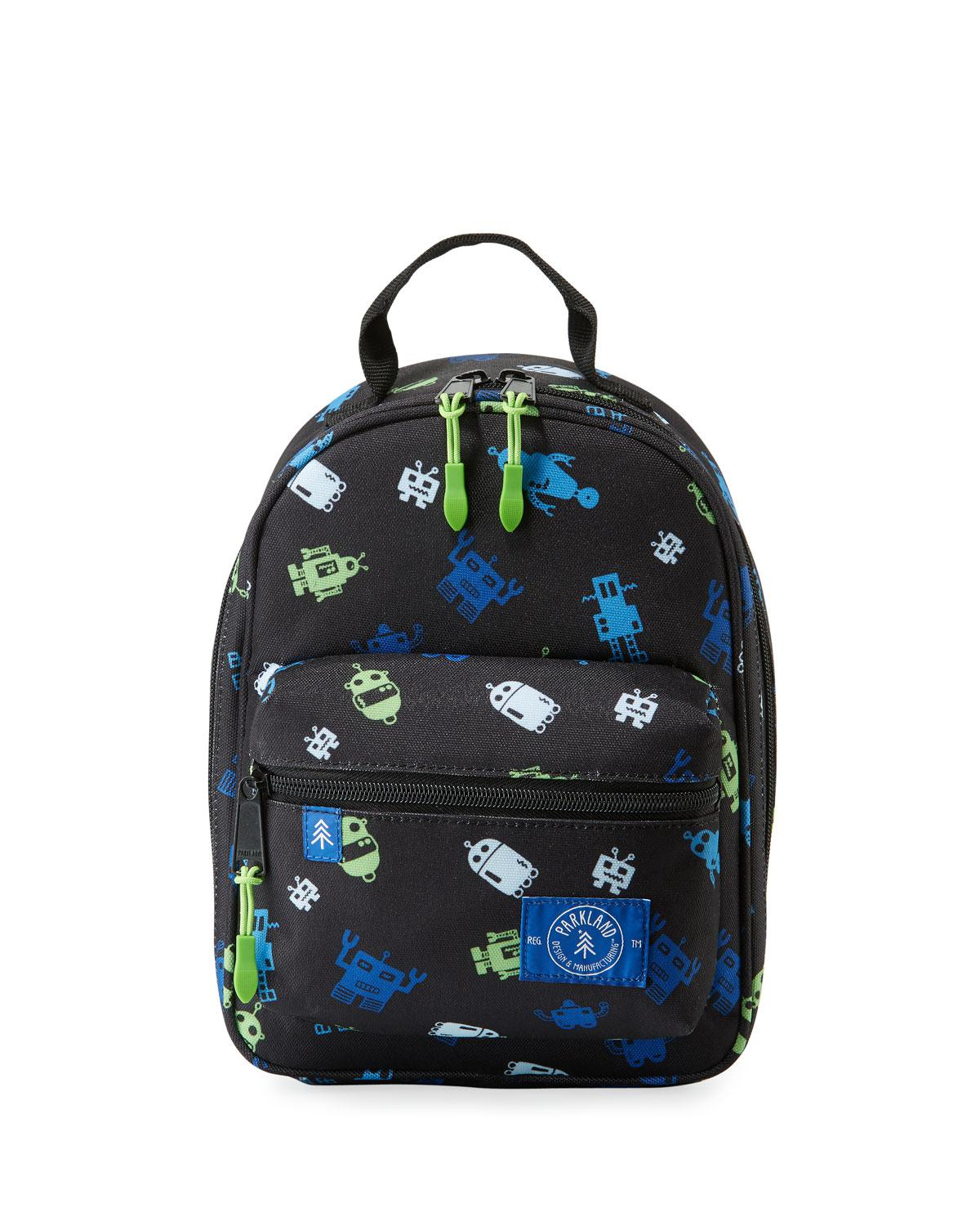4e9a6ceacc Parkland Rodeo Robot-print Lunch Box in Blue - Lyst