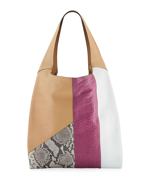 b27a8942fb2d Hayward - Multicolor Grand Shopper Smooth Tote Bag - Lyst. View fullscreen
