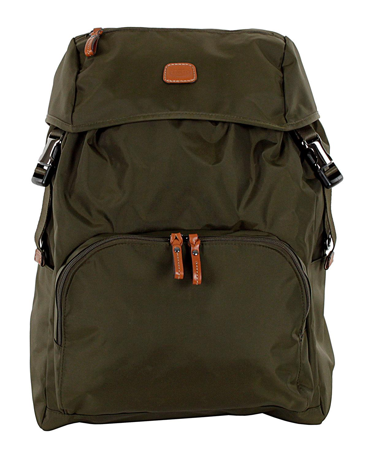 f7fe1e3bc69971 Bric s - Green Olive X-bag Excursion Backpack for Men - Lyst. View  fullscreen