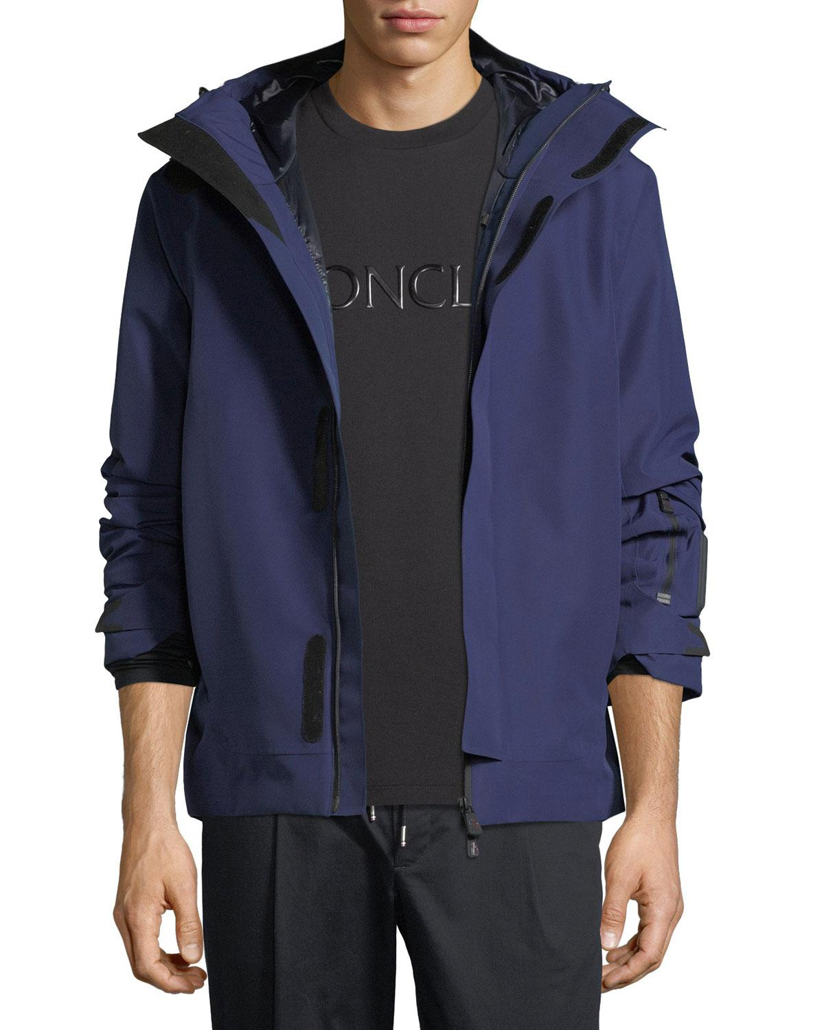 Lyst - Moncler Grenoble Megeve High-performance Hooded Jacket in ... f0c7a68a78a
