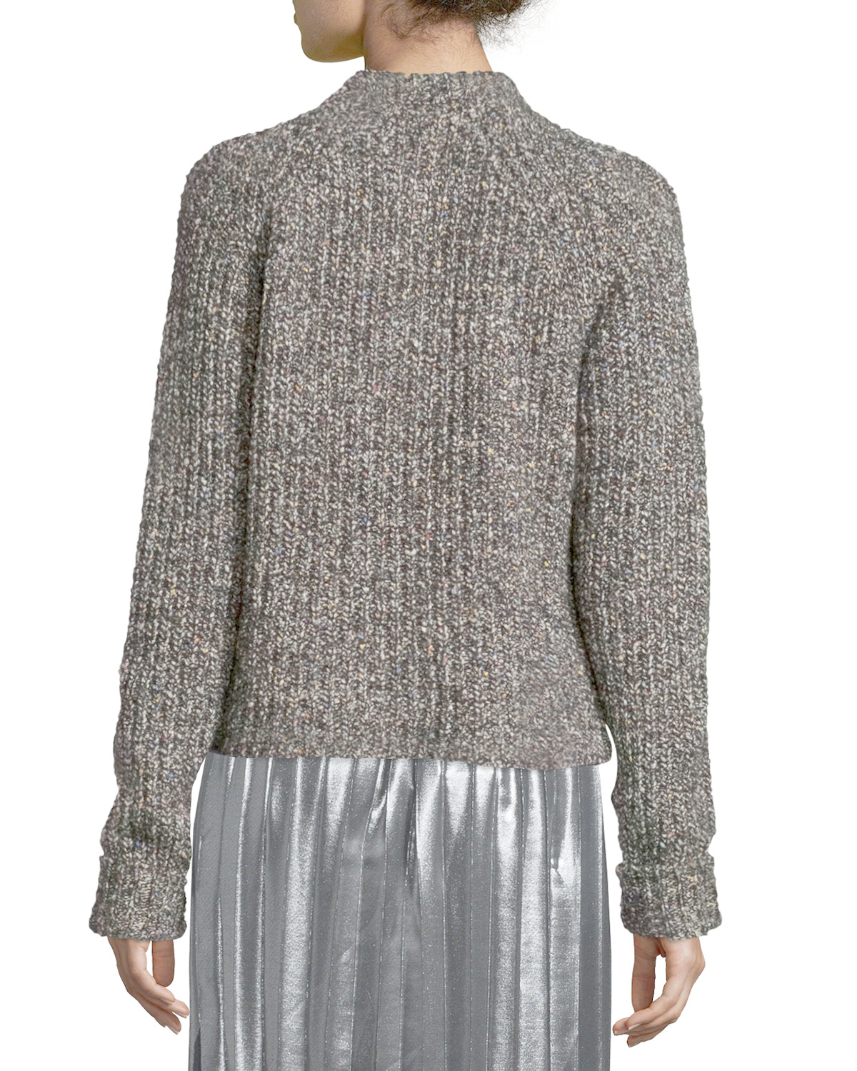 toile isabel marant happy knit pullover sweater in black lyst. Black Bedroom Furniture Sets. Home Design Ideas