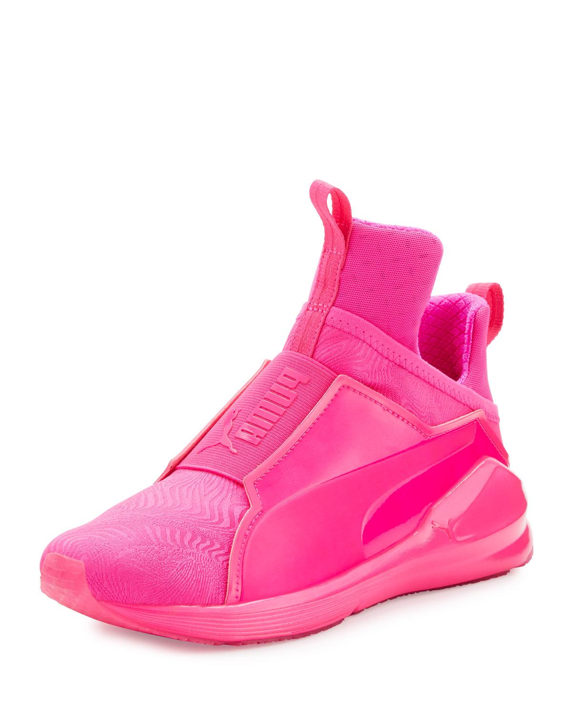 puma fierce pink glo