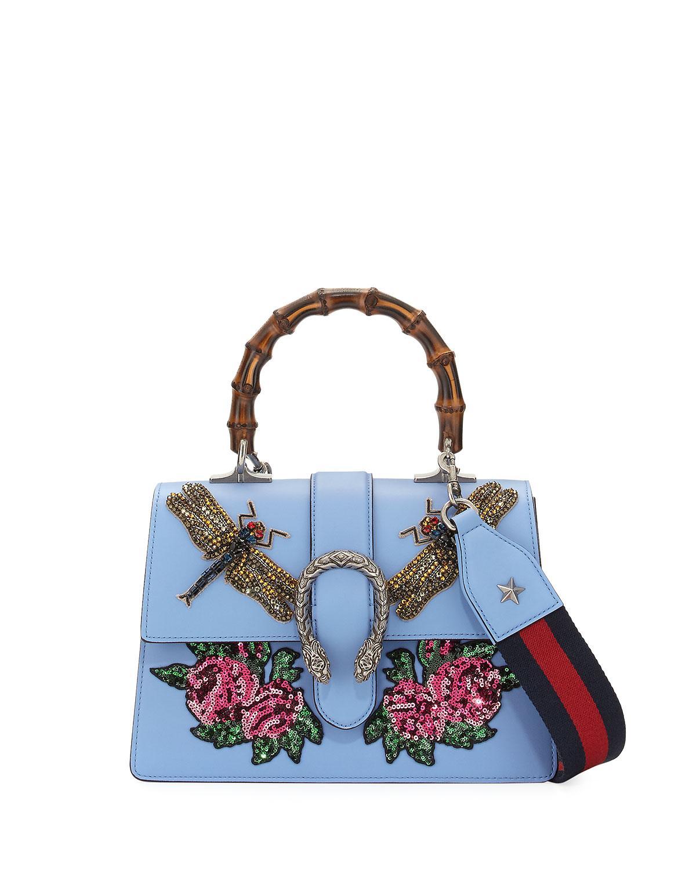 85662b5dd0fb Gucci Dionysus Medium Top Handle Bag   Stanford Center for ...