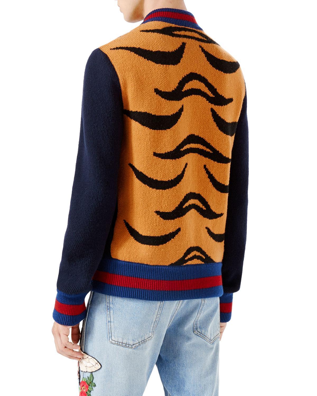c77f2e566 Gucci Jacket Mens Tiger