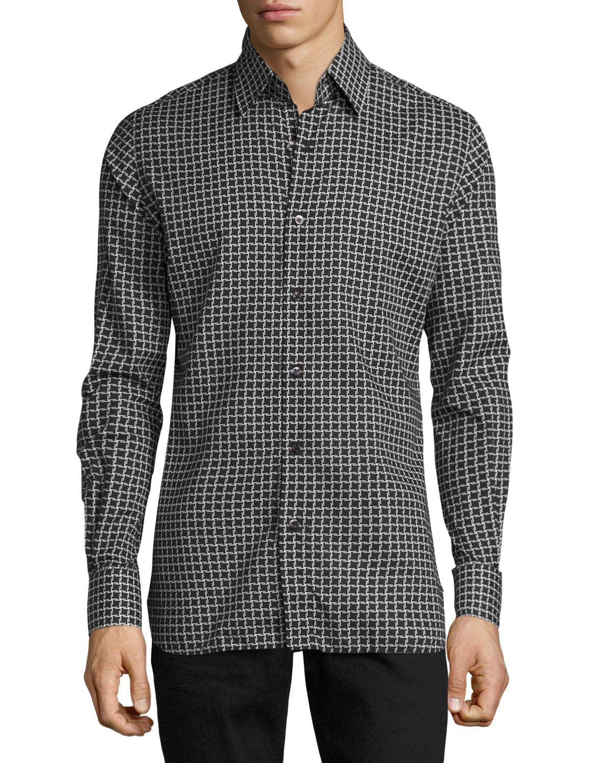 Casual Shirts. We design our casual shirts for men who want to look polished and put together, even when dressing down. Tailored with the same exact precision as our signature dress shirts.