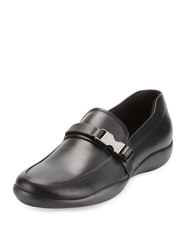 Womens Prada Loafers Shoes