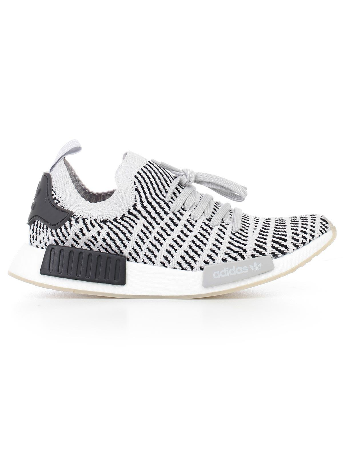 Lyst - Adidas Originals Sneakers Nmd R1 in Gray for Men 932d6f354