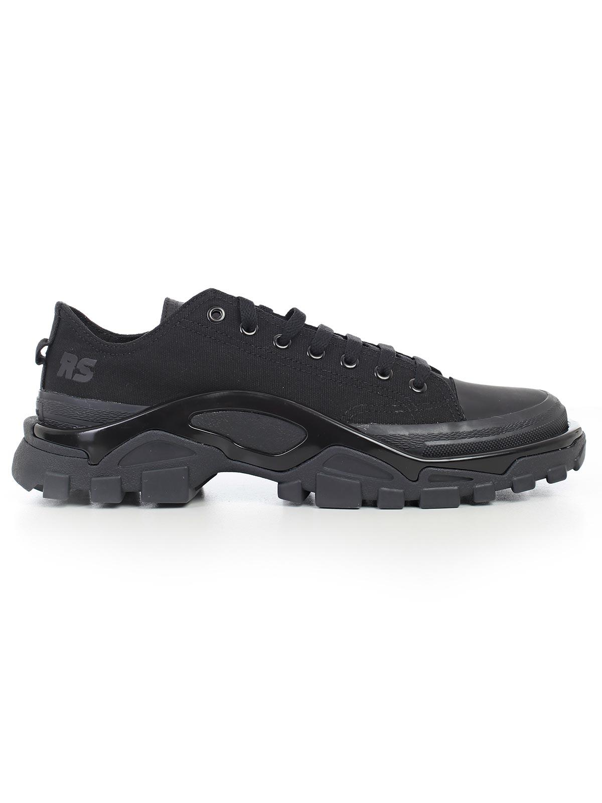 competitive price 9f18a 07dde buy online Lyst - Adidas By Raf Simons Sneakers Detroit Runner in Black for  Men 67b2e ...