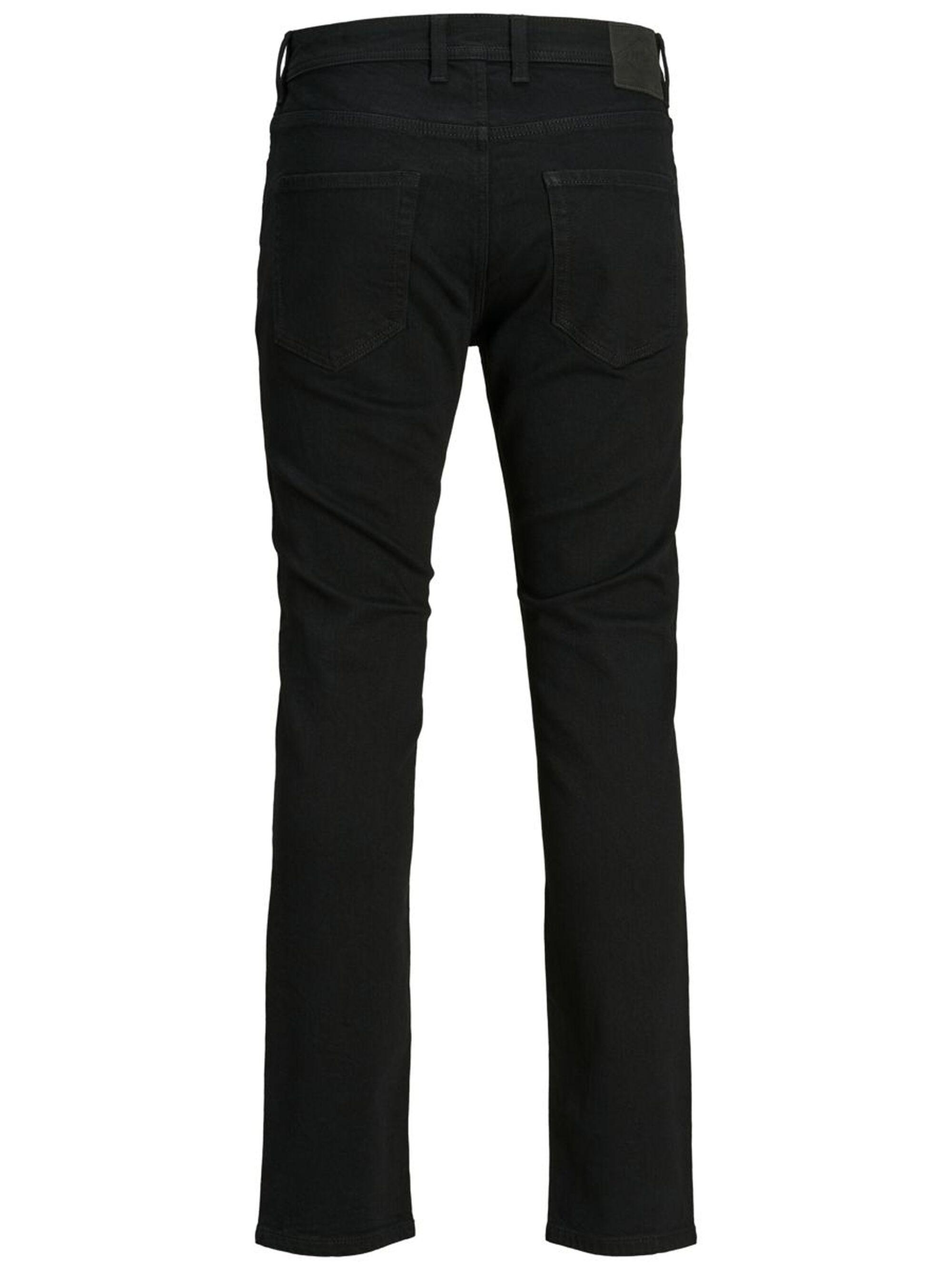 Produkt Denim Zwarte Slim Fit Jeans in het Zwart voor heren