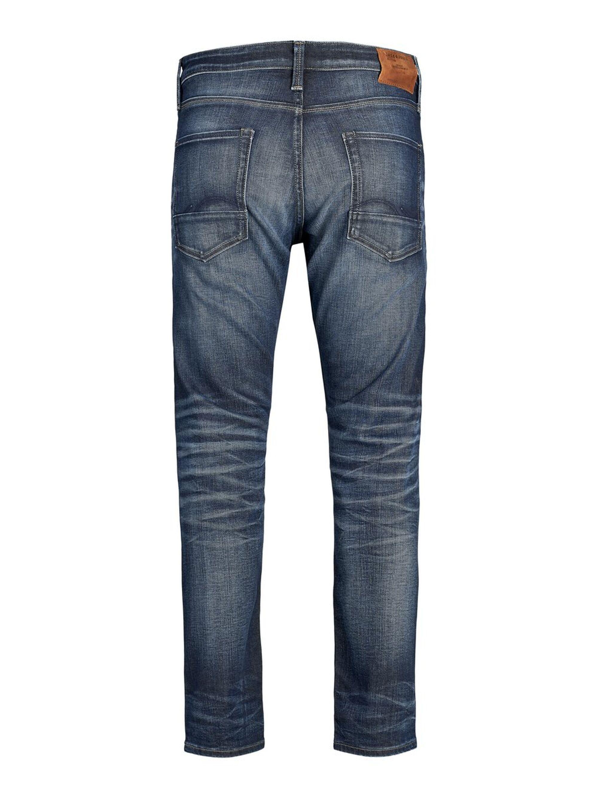 Jack & Jones Denim Chris Halo Jj 188 Loose Fit Jeans in het Blauw voor heren