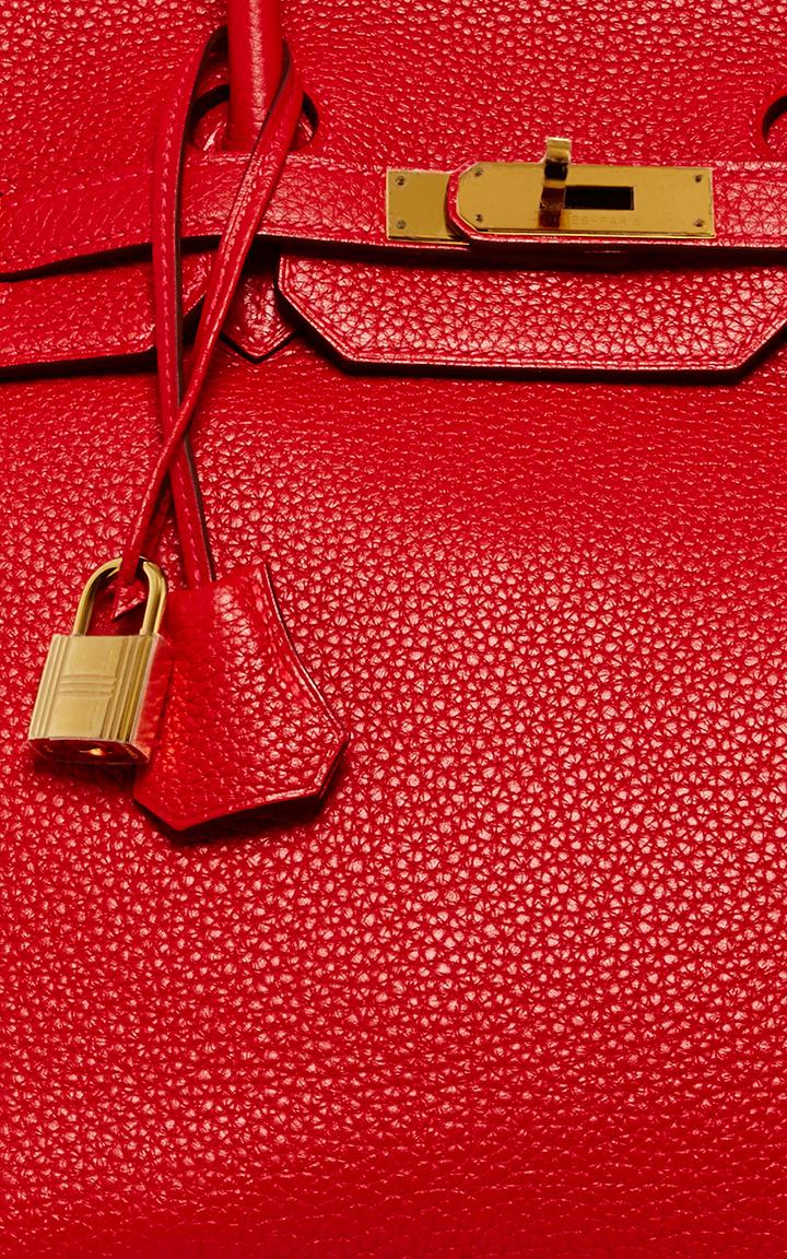 ... shop hermes rouge pivoine togo leather 35cm birkin bag w palladium  hardware 65e08 c3432 0382143ff5d59